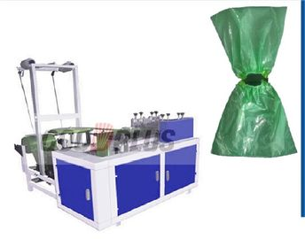 High Output Low Space Occupation CPE Plastic Anti Dust Car Gear Lever Cover Making Machine