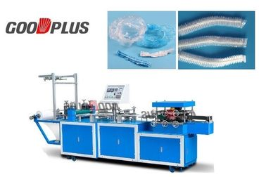 High Output Easy Operation LDPE Plastic Disposable Cap Aluminium Shaft Making Machine
